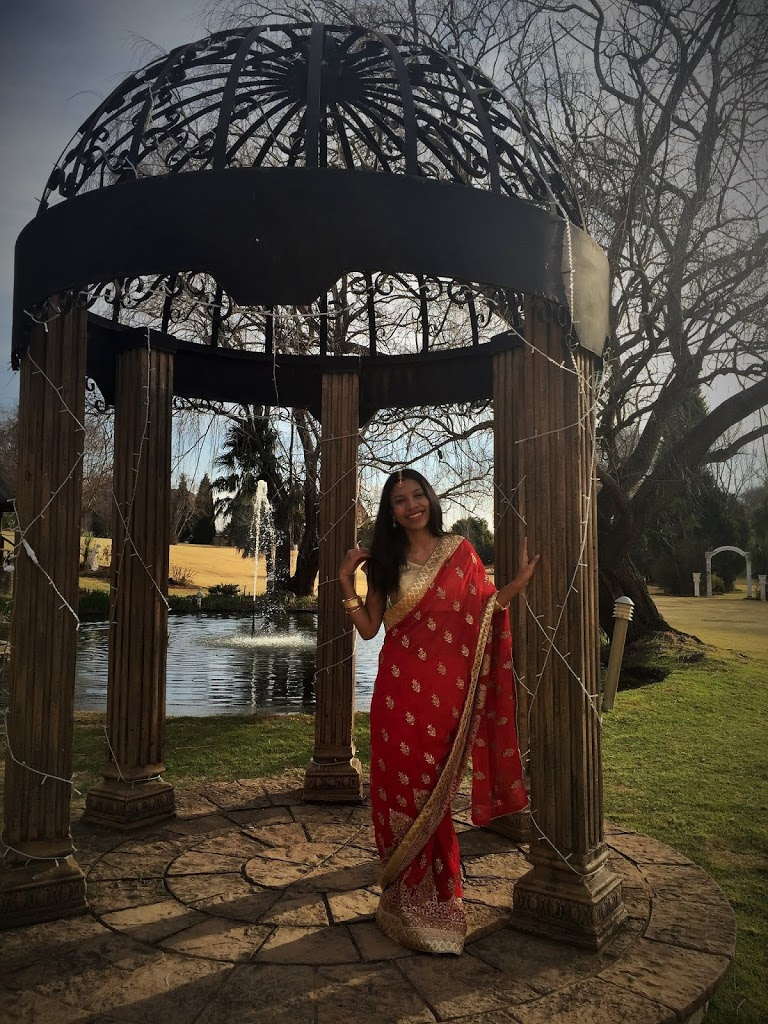 A TOUCH OF BOLLYWOOD…