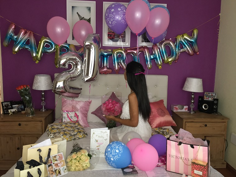 My 21st Birthday …the Big Milestone