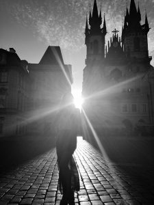 REMINISCING ON THE BOHEMIAN CITY OF PRAGUE…